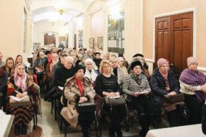 Преподаватель семинарии начал читать курс лекций «Основы православной веры»