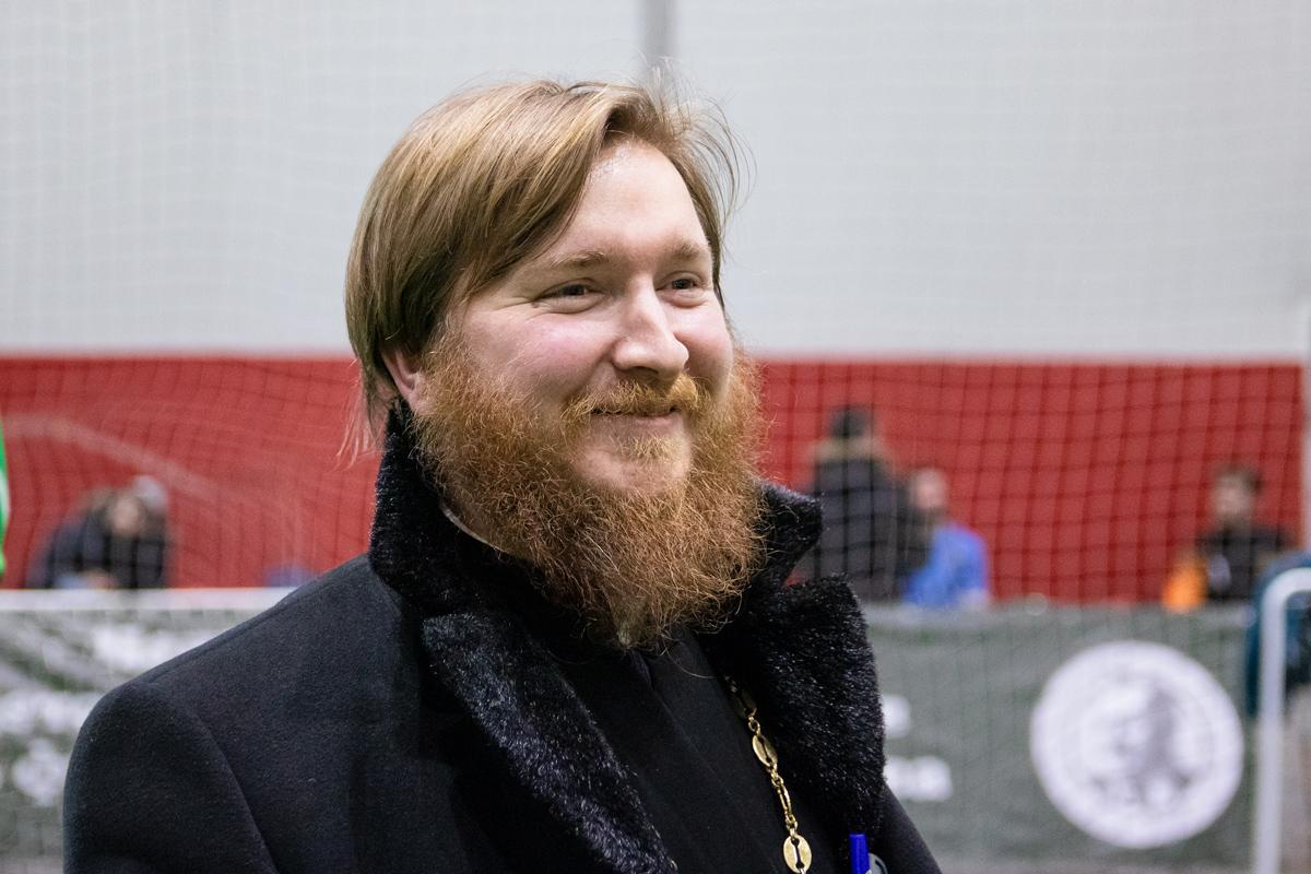 Футбольная команда Витебской духовной семинарии заняла 3-е место в Сретенском этапе Международного кубка святого князя Димитрия Донского
