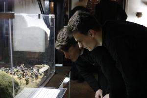 Студенты семинарии посетили Витебский областной краеведческий музей