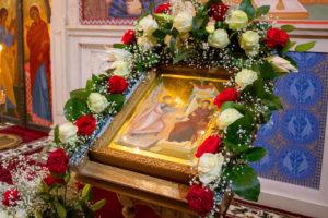 Божественная литургия и крестный ход в праздник Благовещения Пресвятой Богородицы