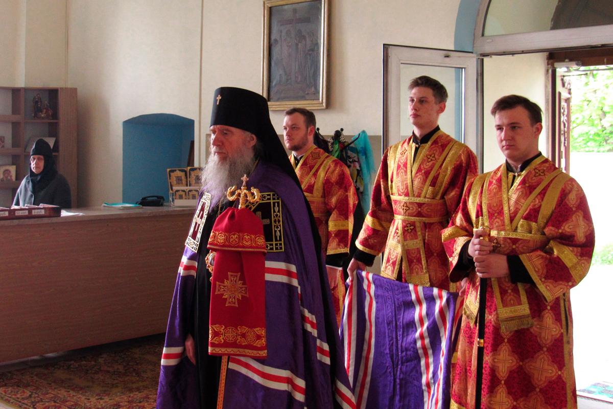 Свято-Троицком Марковом мужском монастыре