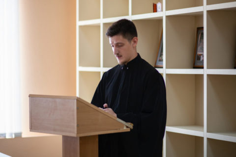 Защита дипломных работ в Витебской духовной семинарии в 2020 году