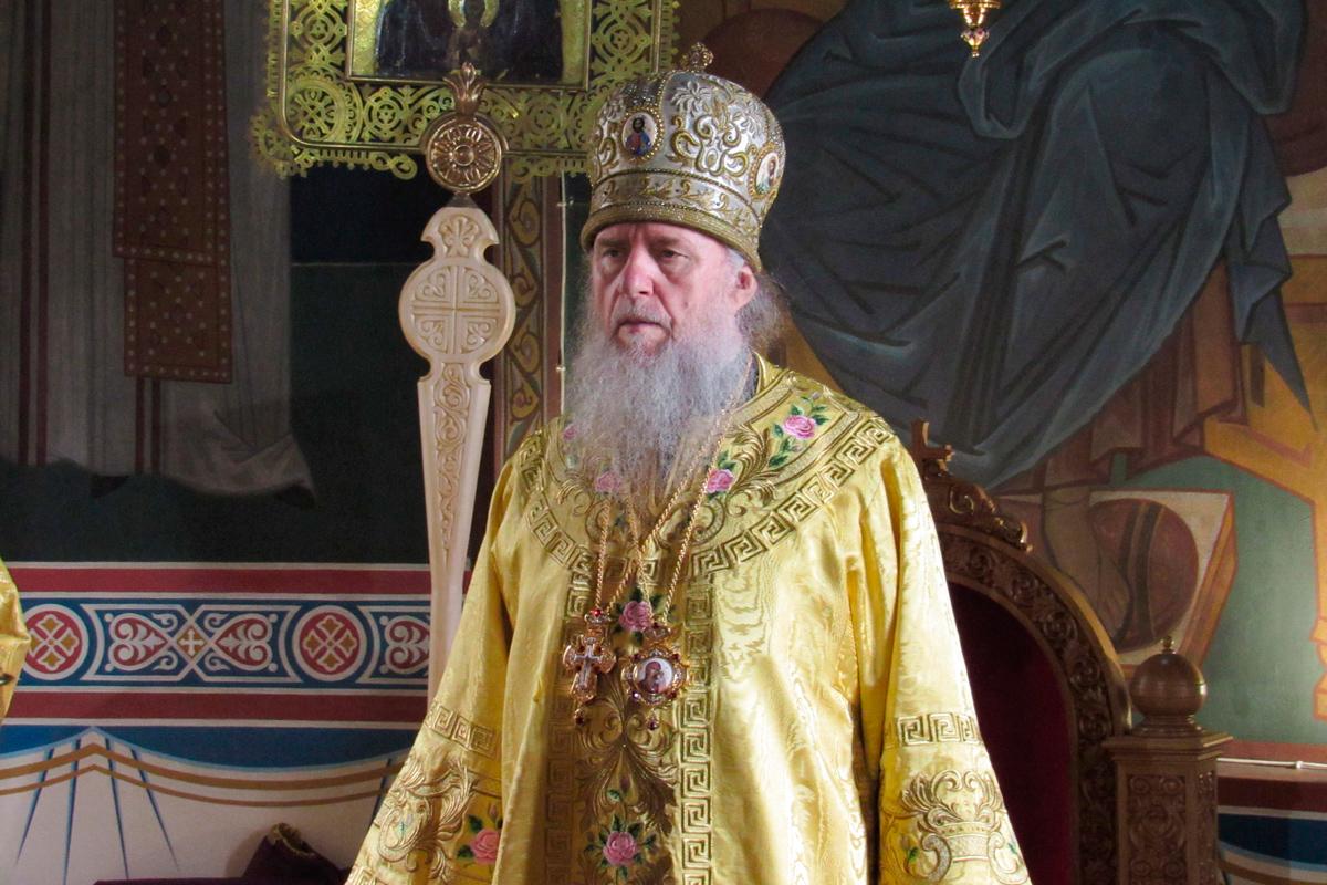 В Неделю 2-ю по Пятидесятнице ректор семинарии совершил Литургию в Свято-Троицком Марковом монастыре города Витебска