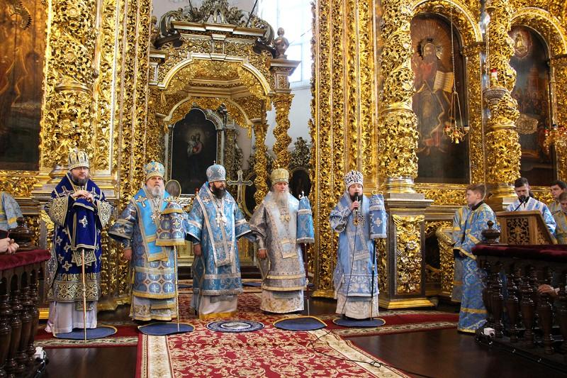 Ректор семинарии принял участие в торжествах в честь Смоленской иконы Божией Матери, именуемой «Одигитрия», в городе Смоленске