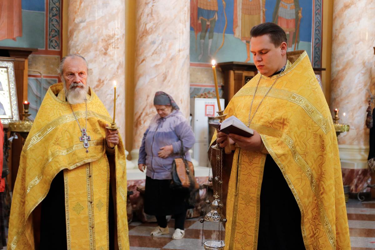 Богослужения в день памяти пророка Илии