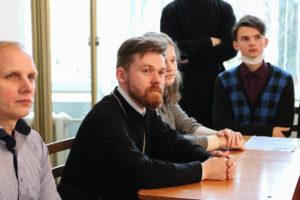 Витебская духовная семинария приняла участие в онлайн-встрече, посвящённой дню памяти Иоанна Кронштадтского
