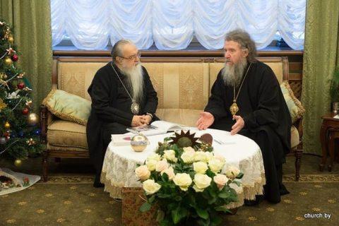 Архиепископ Витебский и Оршанский Димитрий: «Митрополит Филарет вникал во все вопросы заботливо и по-отечески»