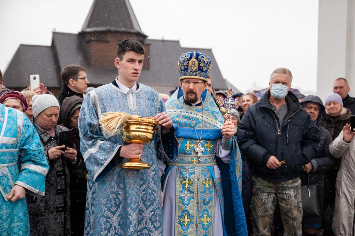 Благовещение Пресвятой Богородицы в 2021 году. Фоторепортаж