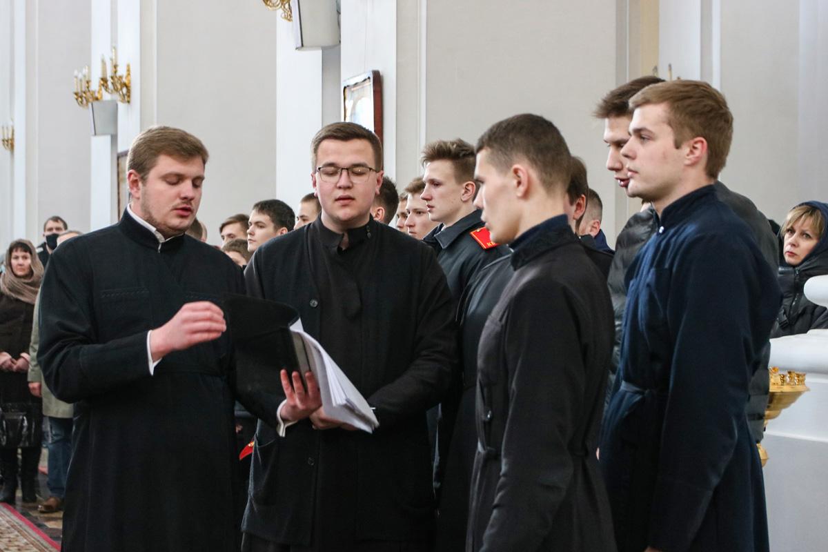 Представители семинарии почтили память жертв катастрофы на Чернобыльской АЭС
