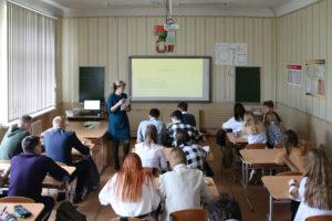 Представители семинарии приняли участие в организации и проведении олимпиады, посвященной святому благоверному князю Александру Невскому