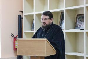 В семинарии прошла конференция, посвященная 800-летию со дня рождения святого благоверного великого князя Александра Невского