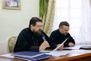 В Витебской духовной семинарии завершились выпускные испытания