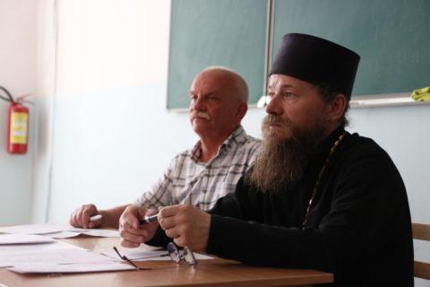 В Витебской духовной семинарии прошли экзамены на очном и заочном отделениях обучения