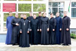 Семинаристы приняли участие в мероприятии, посвященном Дню славянской письменности и культуры