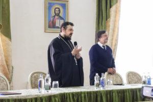 В семинарии прошел семинар по вопросам образовательного процесса