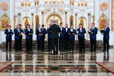 Представители семинарии посетили концерты праздника православной хоровой музыки «Славянский благовест»