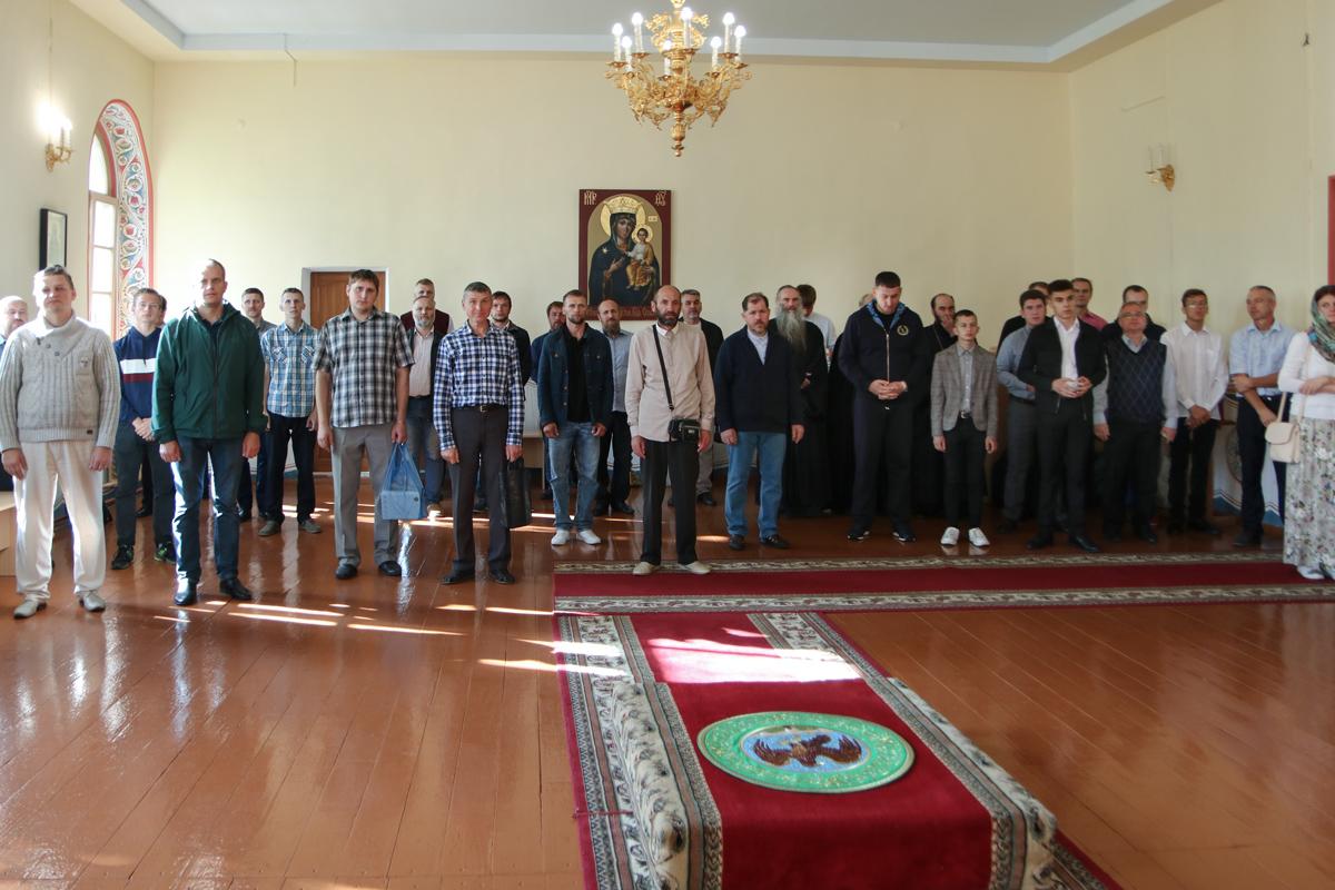 В Витебской духовной семинарии завершились вступительные экзамены 2021 года