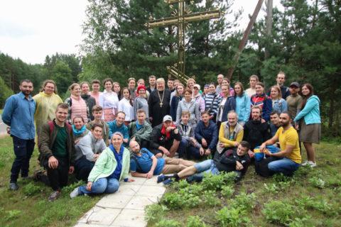 Семинаристы приняли участие в трехдневной всебелорусской встрече участников проекта «Вместе на Планете»
